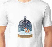 Winter Fox Unisex T-Shirt