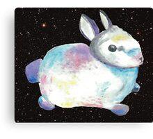 PupsiRabbit in the Sky Canvas Print