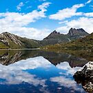 Cradle Mountain and Dove Lake by Liz Percival
