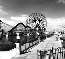 California Adventure Overview by cailikoala