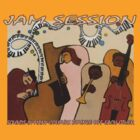 Jam Session T-Shirt by Midori Furze