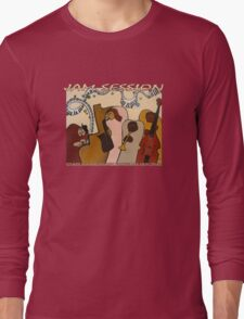 Jam Session T-Shirt Long Sleeve T-Shirt