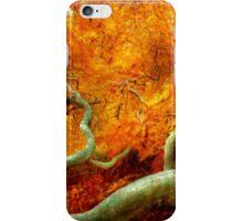 Autumn - Tree - Serpentine iPhone Case/Skin