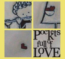 pockets full of Love 2 T-Shirt Kids Tee