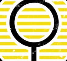 UNSC Pillar of Autumn Emblem Sticker