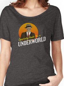 Opportunity Awaits You In Underworld Women's Relaxed Fit T-Shirt