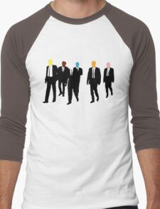 Every Dog Has His Colour Men's Baseball ¾ T-Shirt