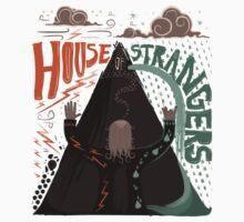 House of Strangers Kids Tee
