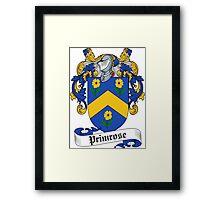 Primrose (16th Cent.) Framed Print