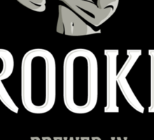 Brookes Large format Sticker