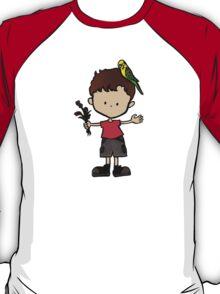 Budgie Boy S T-Shirt
