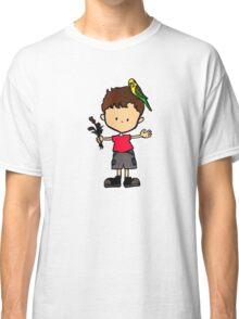 Budgie Boy S Classic T-Shirt