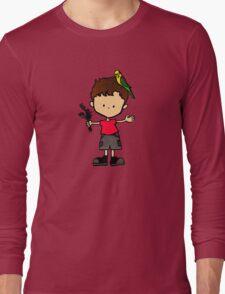 Budgie Boy S Long Sleeve T-Shirt