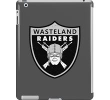 Wasteland Raiders iPad Case/Skin