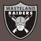 Wasteland Raiders by Adho1982