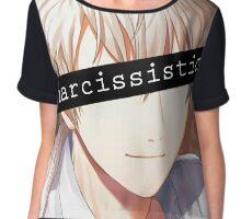 Zen | Narcissistic Chiffon Top