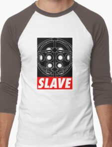 A Slave Obeys Men's Baseball ¾ T-Shirt