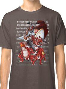 Guilmon Evolution Classic T-Shirt