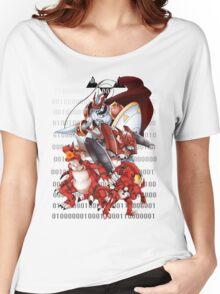 Guilmon Evolution Women's Relaxed Fit T-Shirt