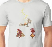 The Discovery of Fire #2 Unisex T-Shirt