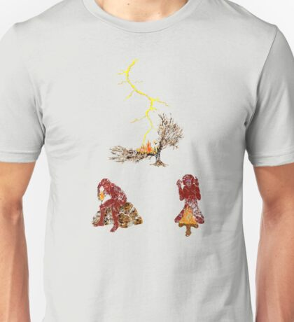 The Discovery of Fire #2 T-Shirt