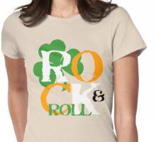 ShamROCK&ROLL Womens Fitted T-Shirt