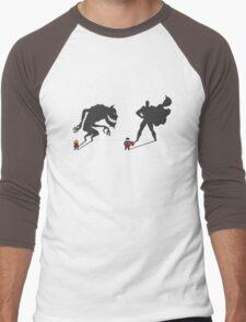 Saving the day! Men's Baseball ¾ T-Shirt