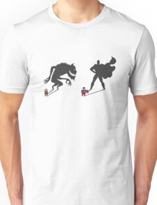 Saving the day! Unisex T-Shirt