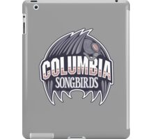Columbia Songbirds iPad Case/Skin