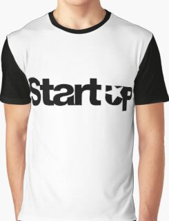 START UP Graphic T-Shirt