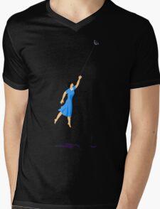 Get carried away! Mens V-Neck T-Shirt