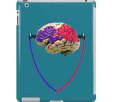 Music to the brain iPad Case/Skin