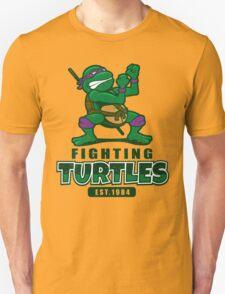 Fighting Turtles - Donatello T-Shirt