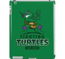 Fighting Turtles - Donatello iPad Case/Skin