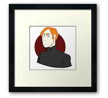 General Hux Framed Print