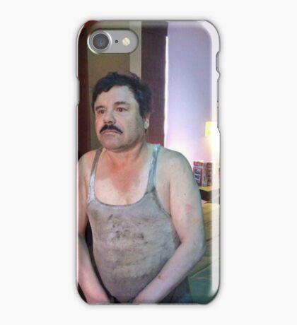 EL CHAPO | ARRESTED  iPhone Case/Skin
