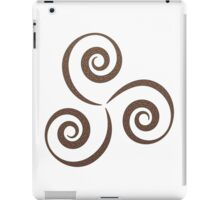 TRI - SKELL iPad Case/Skin