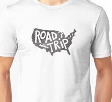 Road Trip USA Unisex T-Shirt