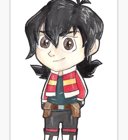 Keith trying to be cool Sticker
