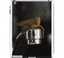 Good Morning Mr Cricket iPad Case/Skin