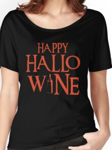 Happy Halloween Tshirt Women's Relaxed Fit T-Shirt
