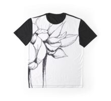 3 Stage Lotus  Graphic T-Shirt