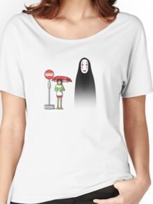 My Lonely Neighbor Women's Relaxed Fit T-Shirt