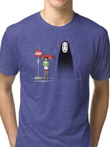 My Lonely Neighbor Tri-blend T-Shirt