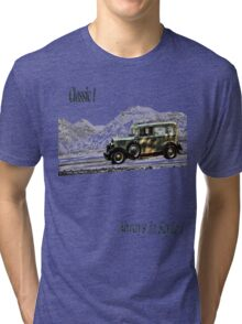 Classic ! Tri-blend T-Shirt