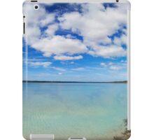 Myalup salt lakes, Western Australia iPad Case/Skin