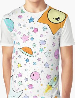 Cosmic Cuties Graphic T-Shirt