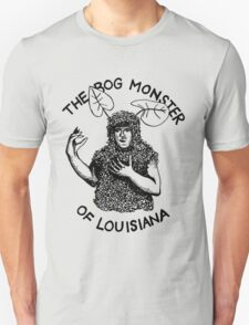 The Bog Monster of Louisiana Unisex T-Shirt