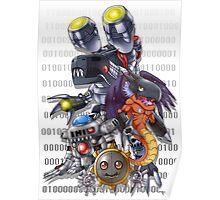 Hagurumon Evolution Poster