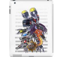 Hagurumon Evolution iPad Case/Skin